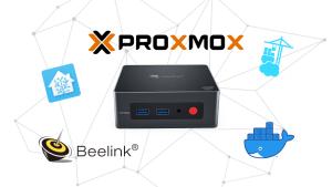 Home Server: Installing Docker, Portainer & Home-Assistant on Proxmox