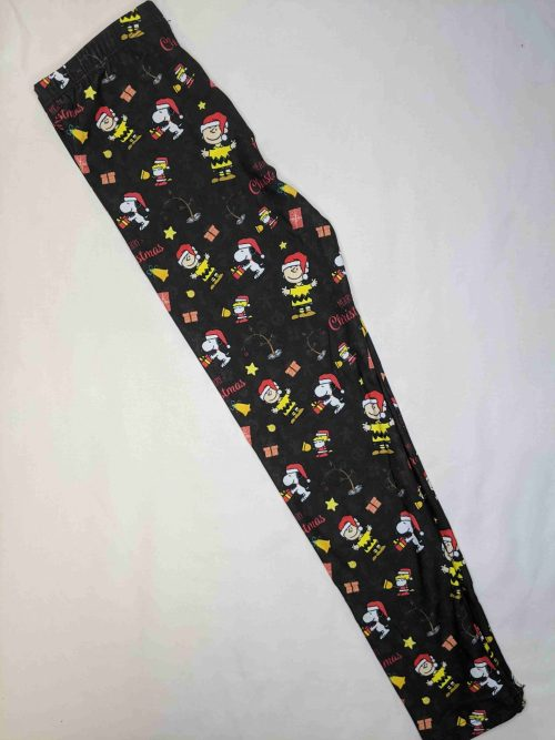 Charlies Christmas Printed Kids Leggings