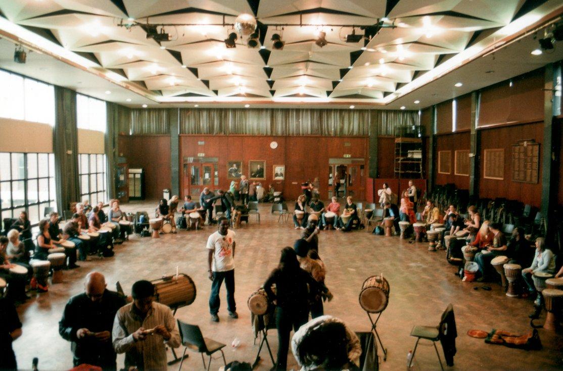 Drumming Is Fun Photo Gallery Mamady Keita Djembe Workshop