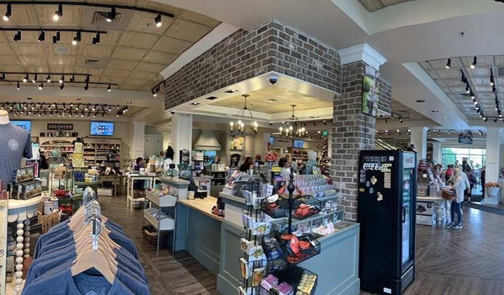 The Gift Shop at Paula Deen's Family Kitchen