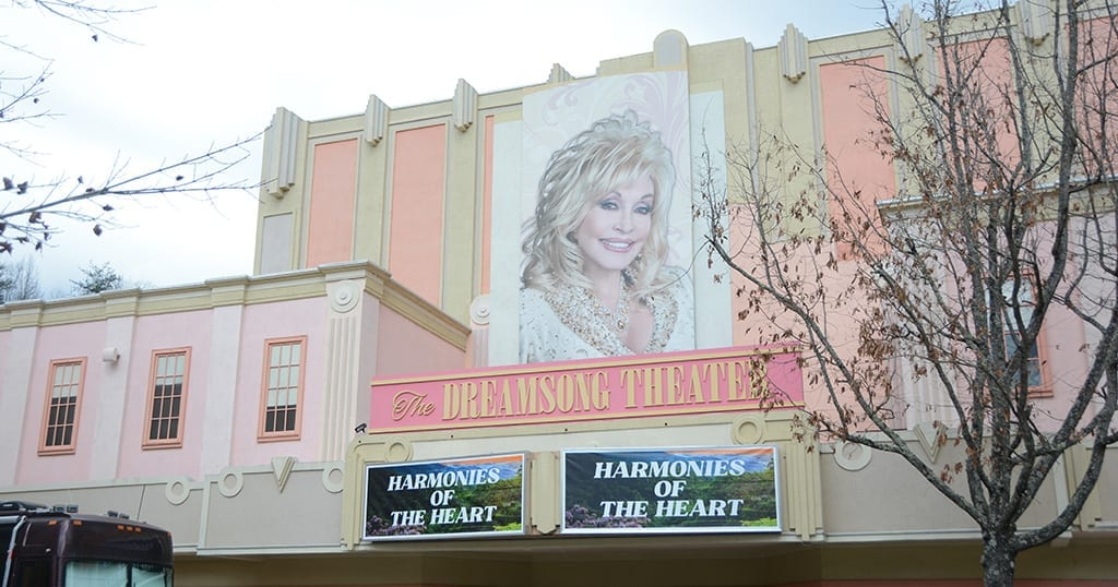 Dreamsong Theater at Dollywood