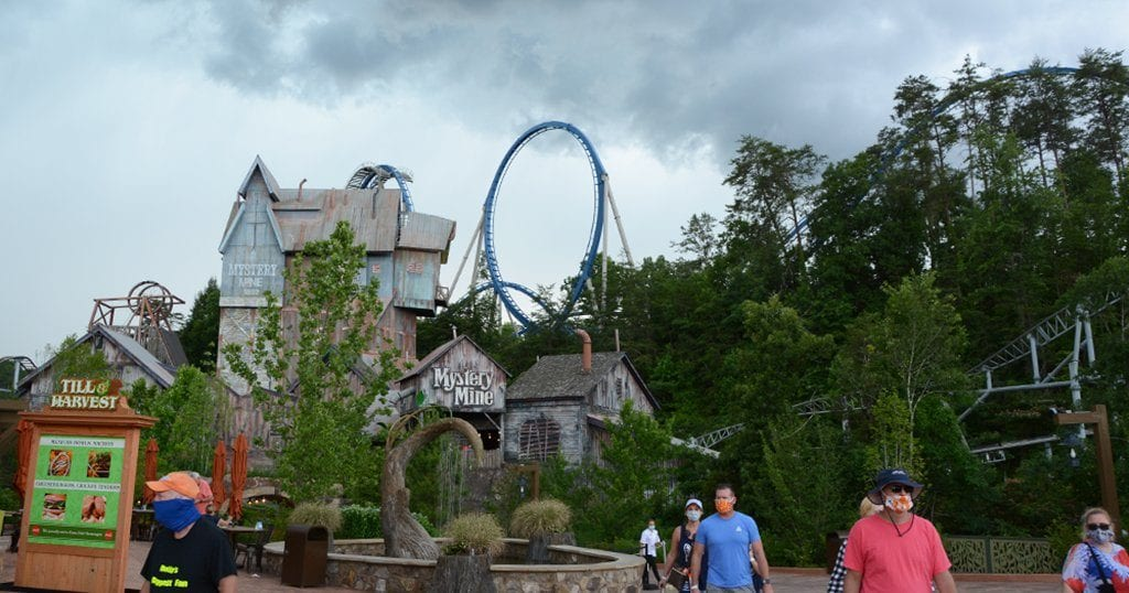 Dollywood opening day