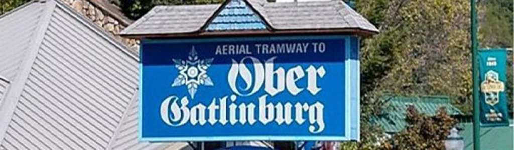 Ober Gatlinburg Sign