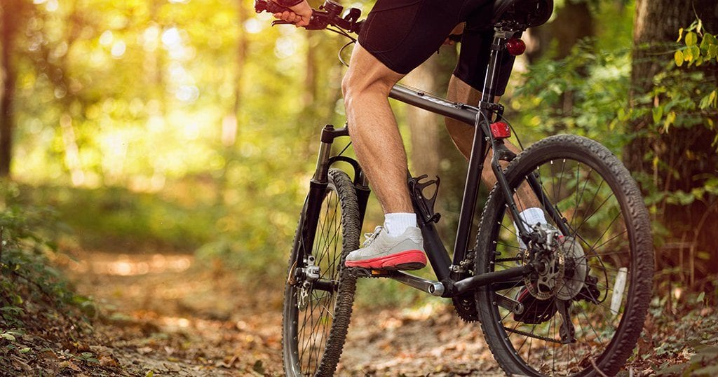 Currently, most of the park's trails are in areas managed as wilderness where bikes are not permitted.