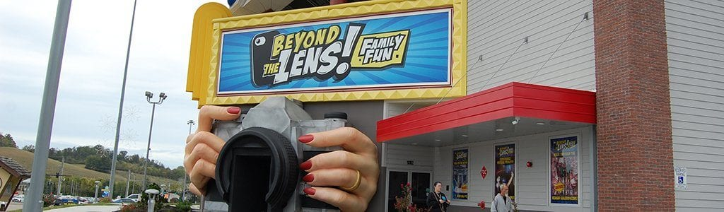 Beyond the Lens in Pigeon Forge, TN (photo by Alaina O'Neal/TheSmokies.com)