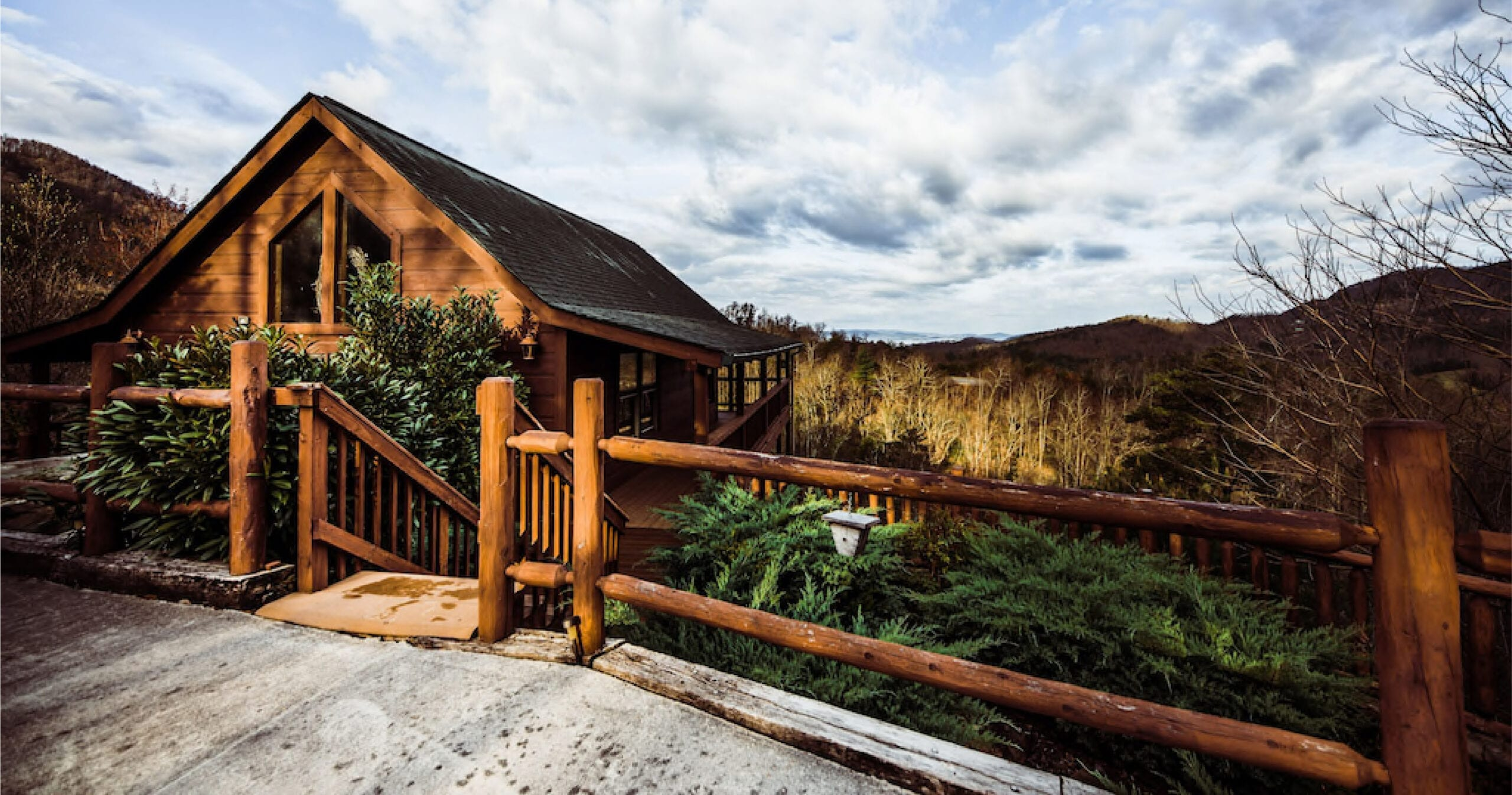 The following cabins have been handpicked by our staff at TheSmokies.com for aesthetics, amenities, location, uniqueness and affordability. All are available for rent on VRBO (pictured: Our #1 pick, photos courtesy of VRBO)