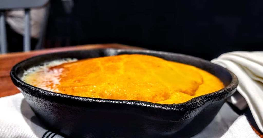 Skillet baked cornbread is one of the many Southern-inspired dishes offered at The Appalachian (photo by Sherrie Williams/Phoenix Photography Services & Fine Art Photography)