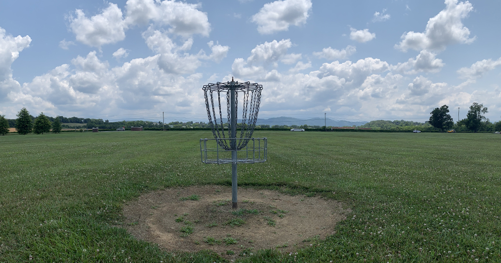 Disc Golf Course in Sevierville TN