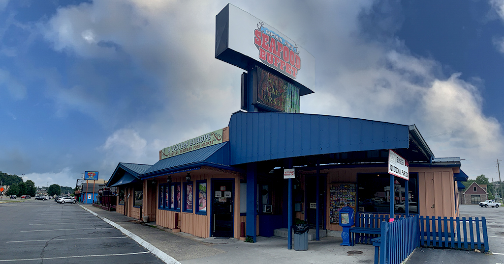 Captain Jims Seafood Pigeon Forge