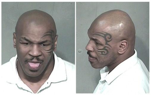 Mike Tyson Convicted Of Rape
