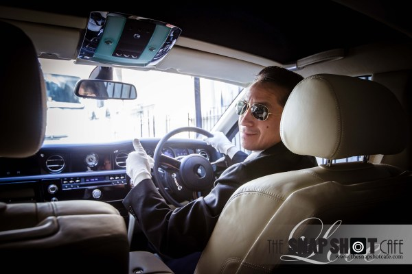 Hopped onto L007ORD Rolls Royce and experience 5 star service in London