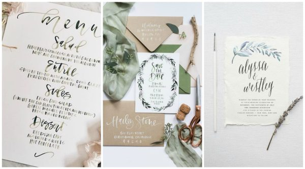 Stunning invitations