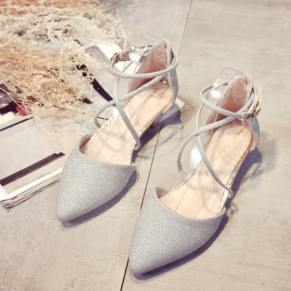 Sexy flat shoes for women