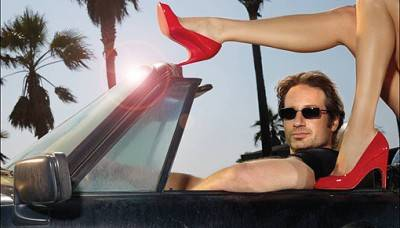 David Duchovny promotional image for Californication