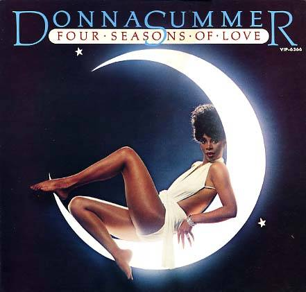 Donna Summer Four Seasons of Love album cover