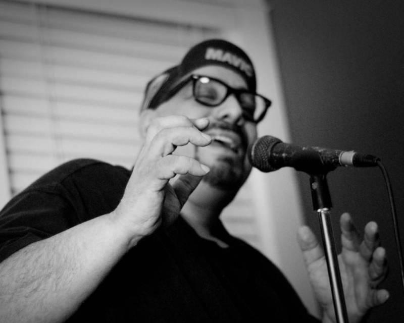 Pat Dinizio concert photo