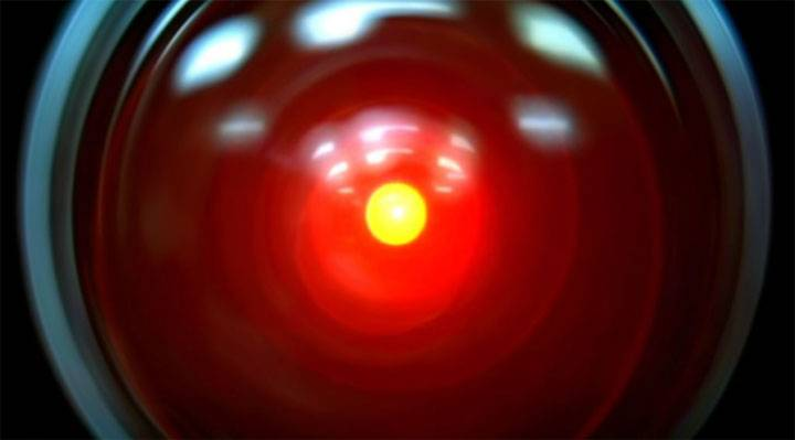 Hal 9000 movie image