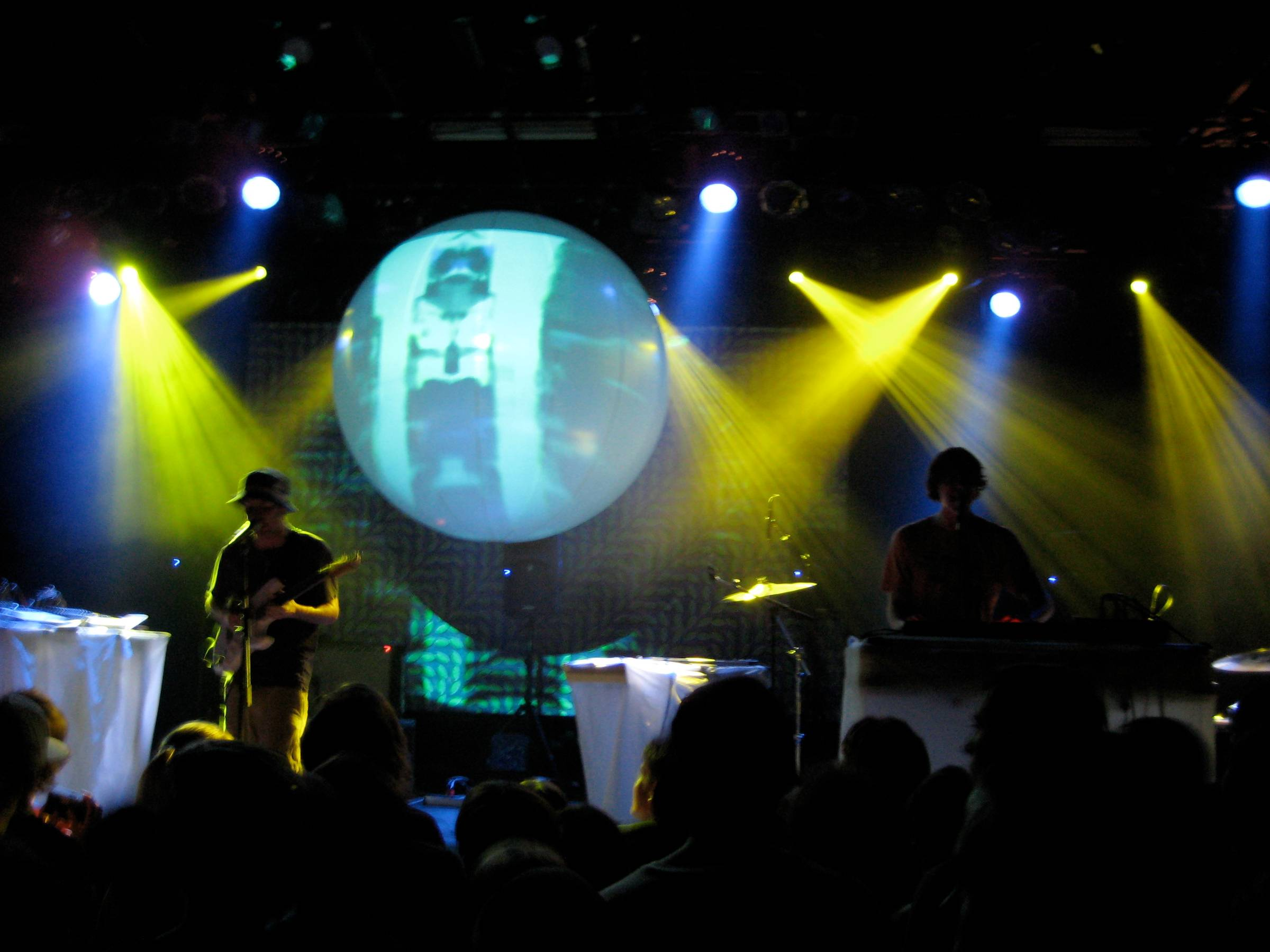 Animal Collective at the Commodore Ballroom, May 24 2009 photo.