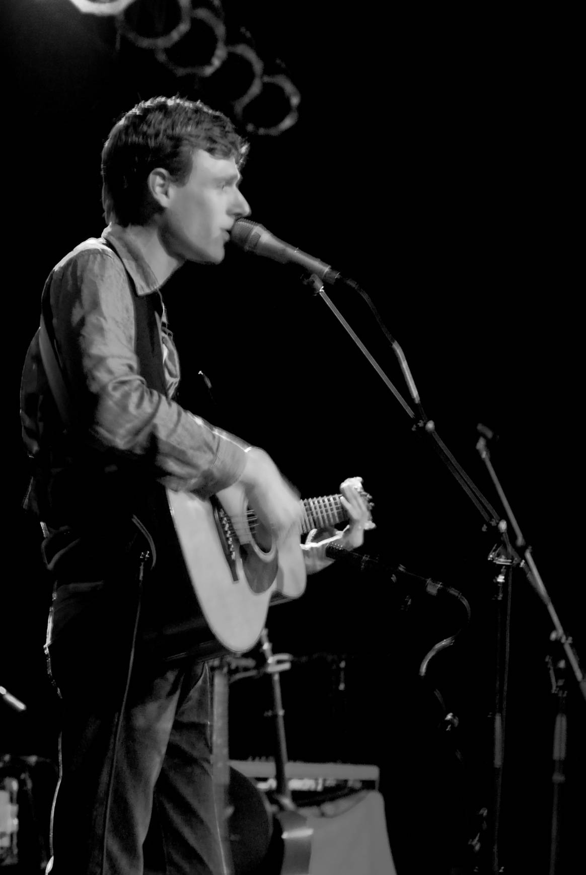 Joel Plaskett At The Garrick Theatre Winnipeg