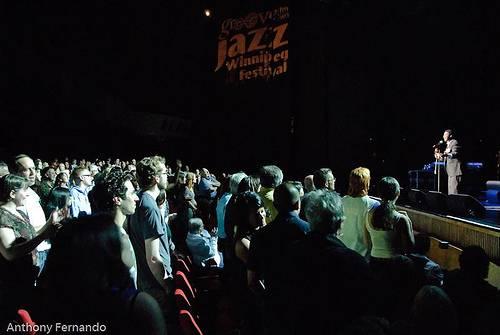 Al Green concert photo