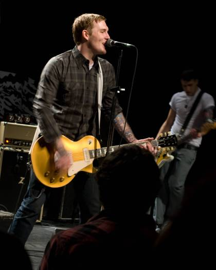 Gaslight Anthem at the Garrick Theatre