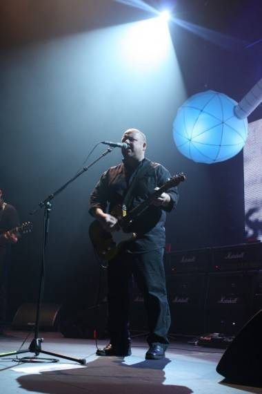Frank Black with The Pixies concert photo