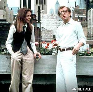 Annie Hall - My first real Jew.
