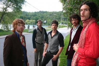 Spoon River Vancouver band photo