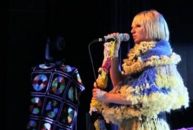 Sia live at the Commodore Ballroom