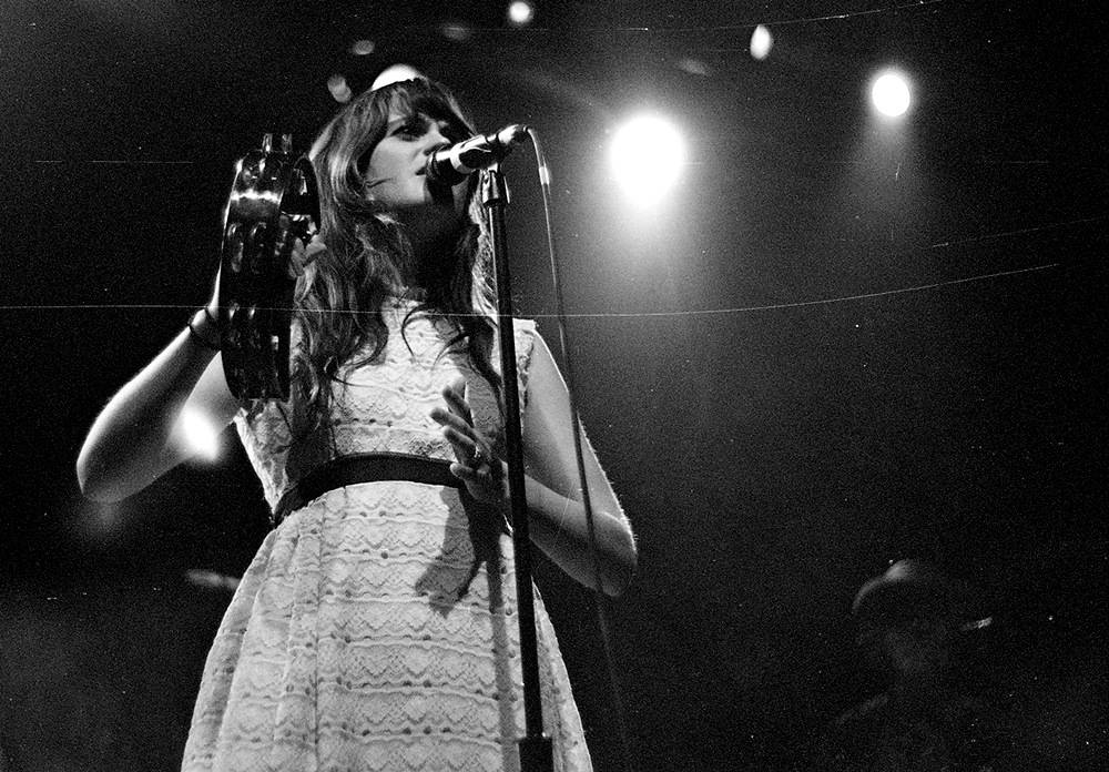 Zooey Deschanel photo with She & Him Toronto