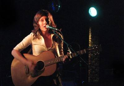 Christina Martin at the Biltmore, Vancouver, Sept 16 2010. Ashley Tanasiychuk photo