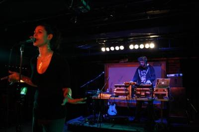 Dessa at the Biltmore, Feb 11 2010. Renata Duran photo