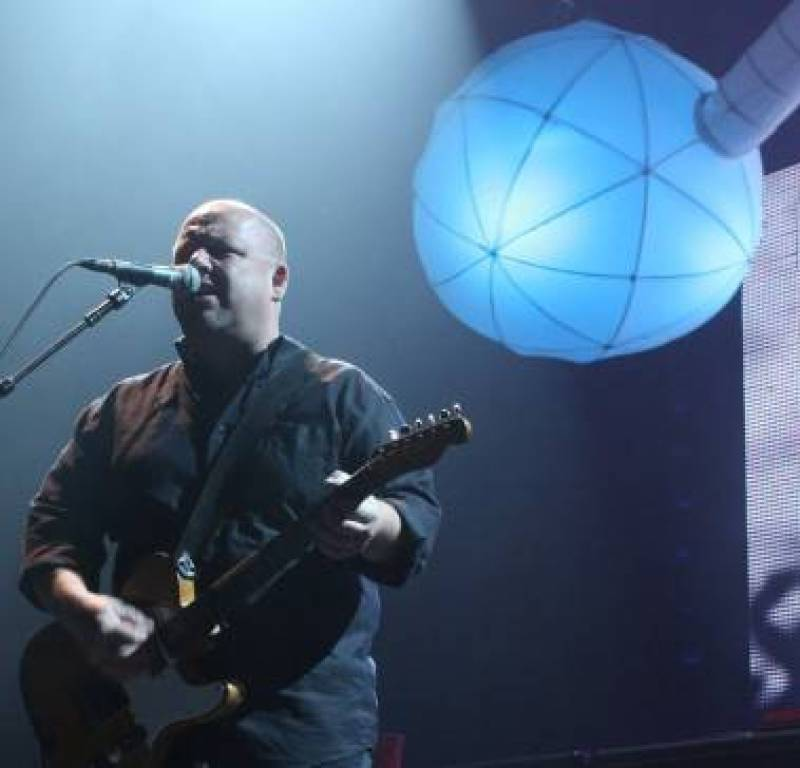 The Pixies concert photo