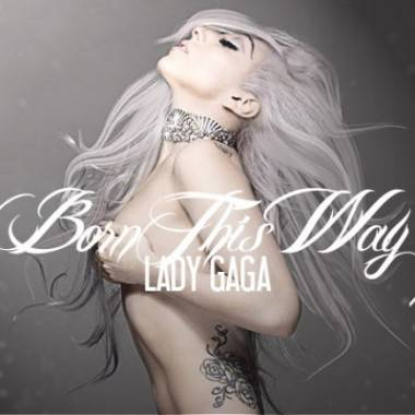 Lady Gaga, Born This Way album cover
