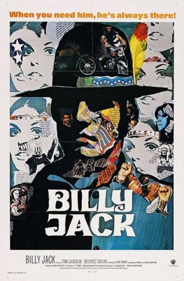 Billy Jack movie poster