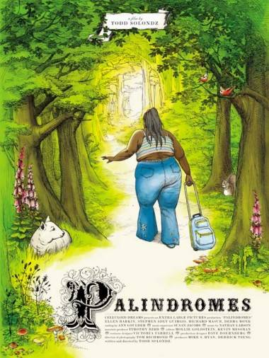 Palindromes movie poster