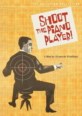 Shoot the Piano Player movie poster