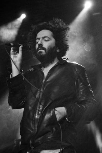 Destroyer at the Commodore Ballroom, Vancouver, March 17 2011. Ashley Tanasiychuk photo