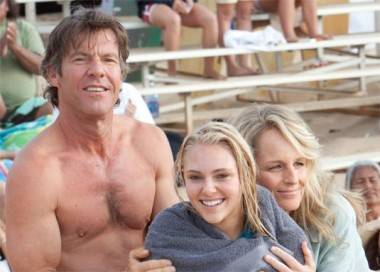 Scene from Soul Surfer movie (2011).