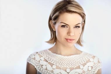 Vancouver actress Ali Liebert