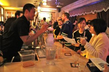 The Belgian Beer Showcase at BierCraft Bistro, May 9 2011. Robyn Hanson photo
