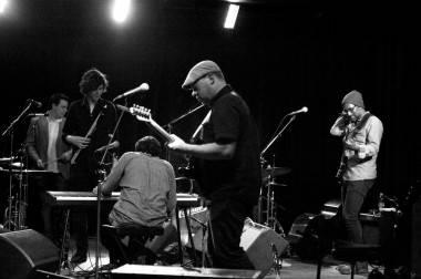 Brasstronaut at Performance Works, June 27 2011. Christopher Edmonstone photo