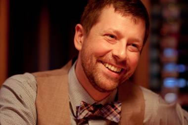 David Bain at Cocktail Kitchen, June 9 2011.