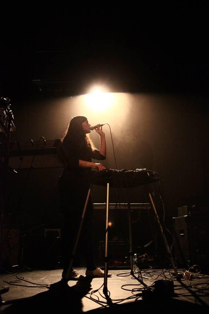 Julianna Barwick Nepenthe tour