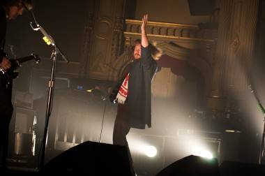 My Morning Jacket at the Orpheum Theatre Vancouver