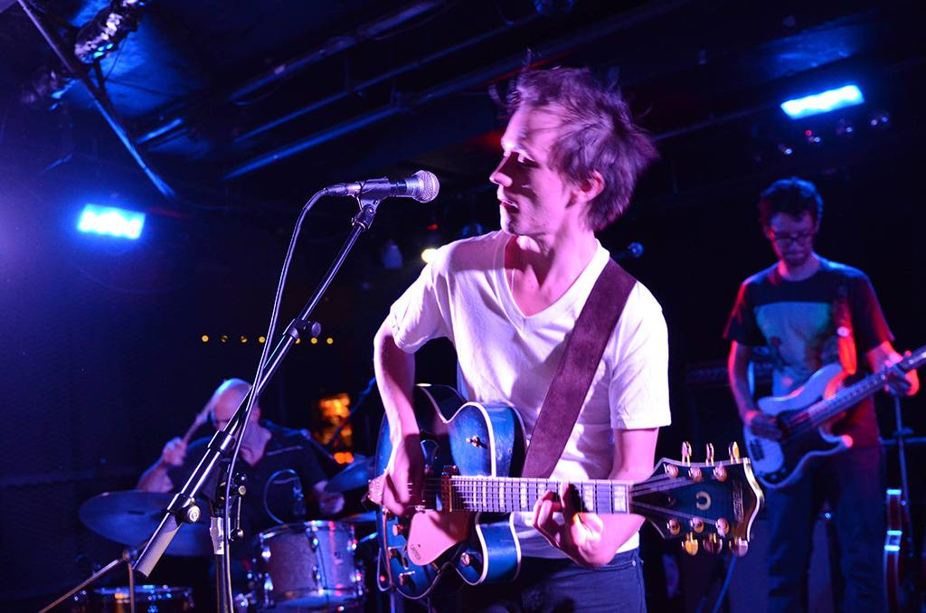 Sondre Lerche at the Biltmore Cabaret, Vancouver, June 24 2011. Terris Schneider photo
