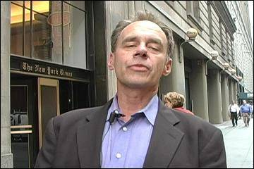 David Carr NY times journalist