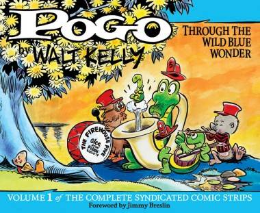 Cover of Walt Kelly's Pogo