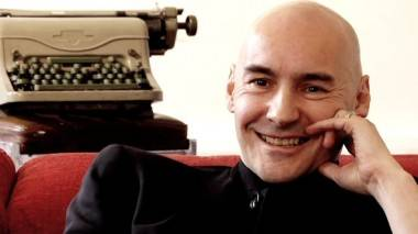 Grant Morrison talks comics