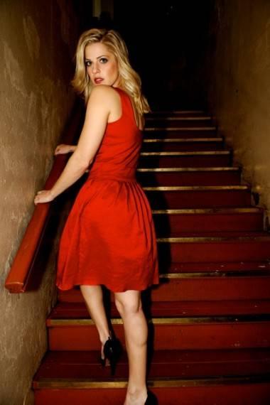 Vancouver actress Tammy Gillis